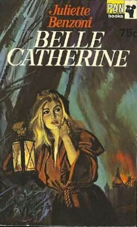 book cover of Belle Catherine