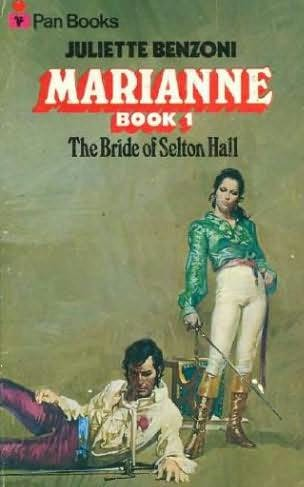 book cover of The Bride of Selton Hall
