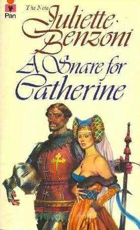 book cover of A Snare For Catherine