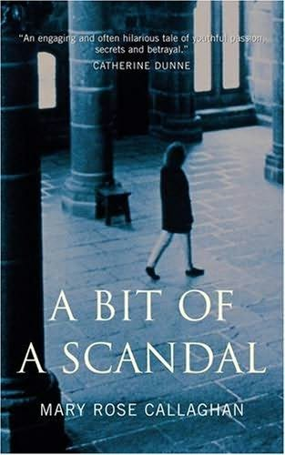 book cover of A Bit of a Scandal