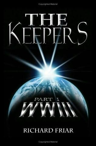 book cover of WWIII