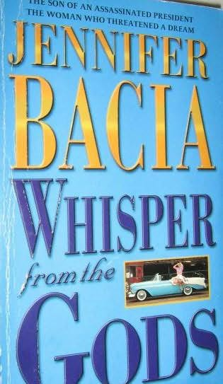 book cover of Whisper From The Gods