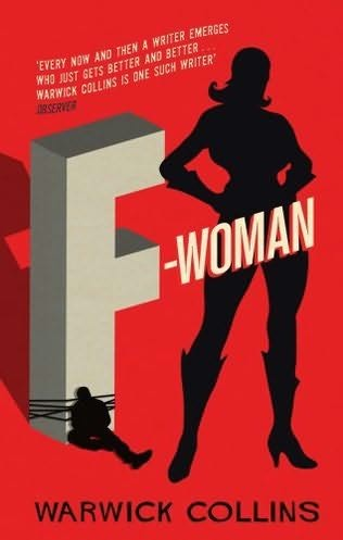 book cover of F-Woman