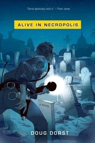 book cover of Alive in Necropolis