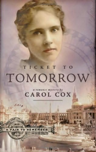 book cover of Ticket to Tomorrow