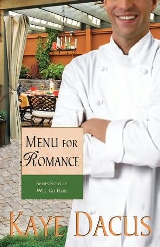book cover of Menu for Romance