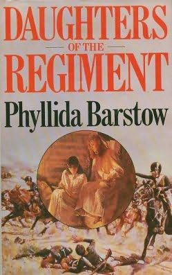 book cover of Daughters of the Regiment