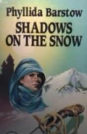 book cover of Shadows On the Snow