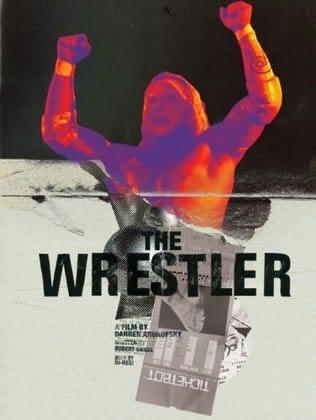 book cover of The Wrestler