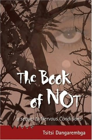 book cover of The Book of Not