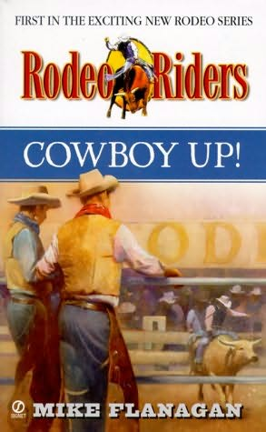 book cover of Cowboy Up!