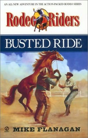 book cover of Busted Ride