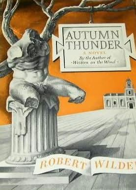 book cover of Autumn Thunder