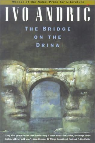 book cover of The Bridge On the Drina