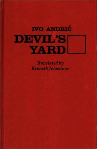 book cover of Devil\'s Yard