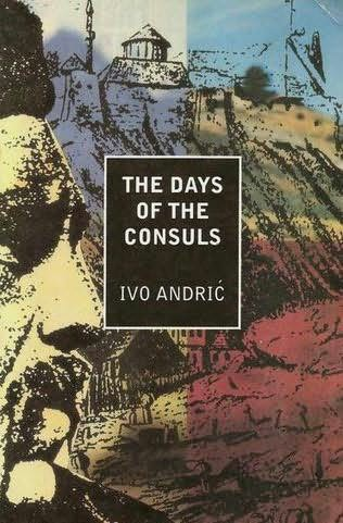 book cover of The Days of the Consuls