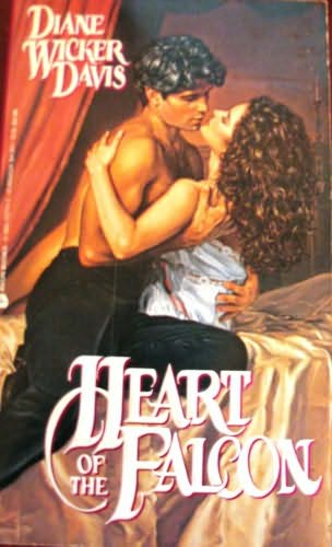 book cover of Heart of the Falcon