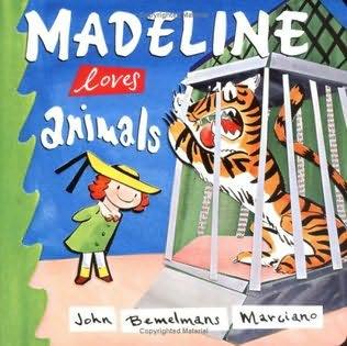 Madeline Loves Animals (Madeline, book 4) by John ...