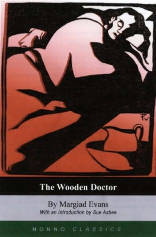 book cover of The Wooden Doctor