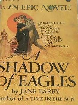 book cover of A Shadow of Eagles