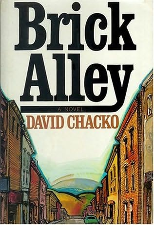 book cover of Brick Alley