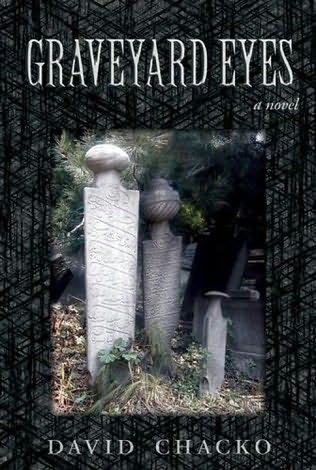 book cover of Graveyard Eyes