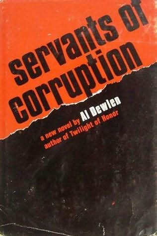 book cover of Servants of Corruption