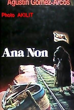 book cover of Ana non