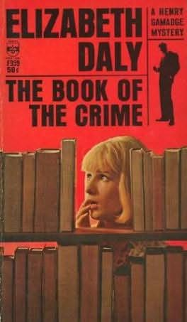 book cover of The Book of the Crime
