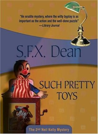book cover of Such Pretty Toys
