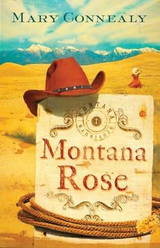 book cover of Montana Rose