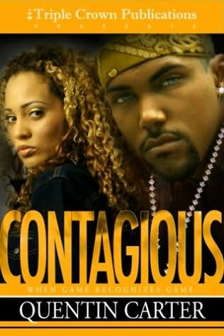 book cover of Contagious