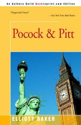book cover of Pocock & Pitt