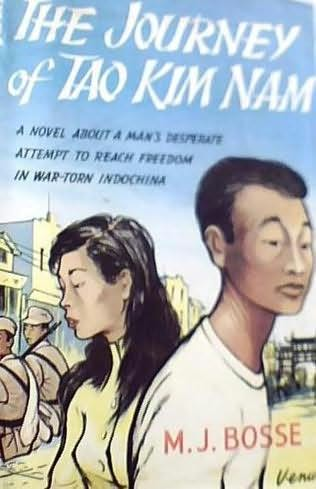 book cover of The Journey of Tao Kim Nam