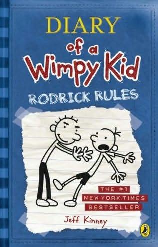 diary of a wimpy kid rodrick rules book pdf