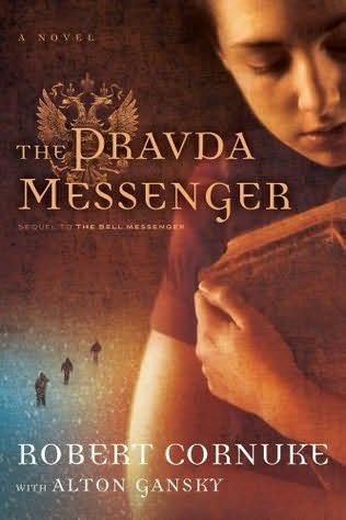 book cover of The Pravda Messenger