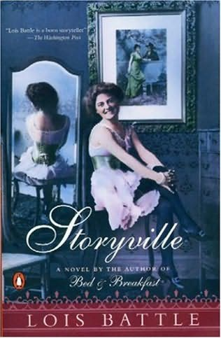 book cover of Storyville