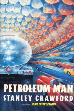 book cover of Petroleum Man
