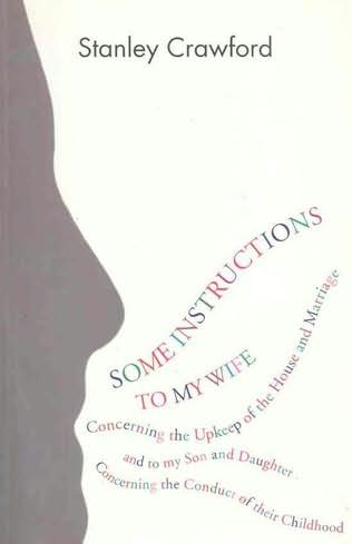 book cover of Some Instructions to My Wife