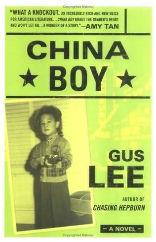 book cover of China Boy