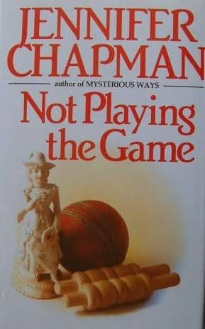 book cover of Not Playing the Game