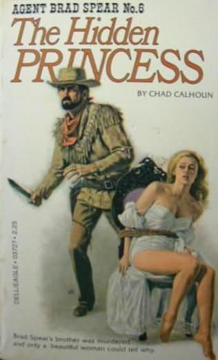 book cover of The Hidden Princess