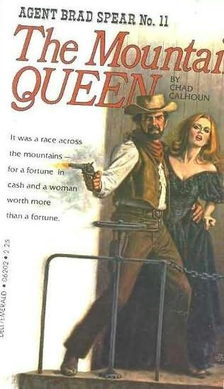 book cover of The Mountain Queen