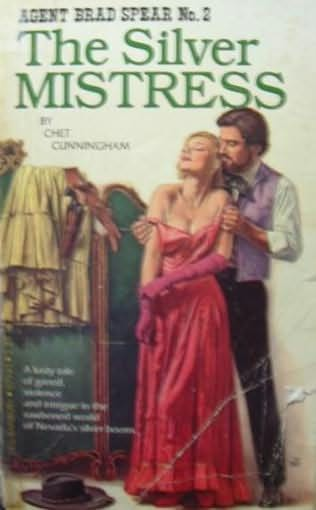 book cover of The Silver Mistress