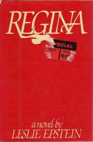 book cover of Regina