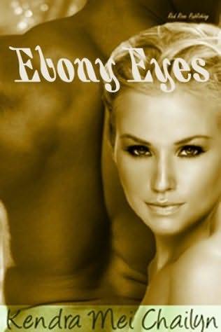 book cover of Ebony Eyes