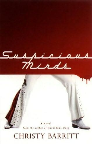 book cover of Suspicious Minds