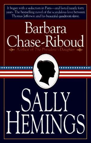 book cover of Sally Hemings