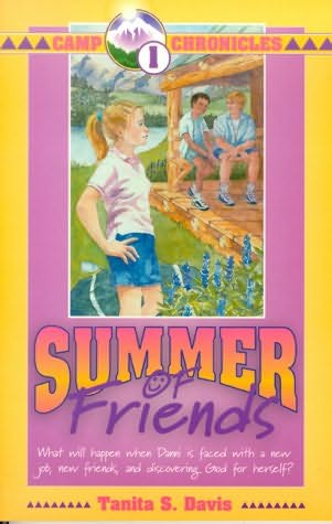 book cover of Summer Of Friends