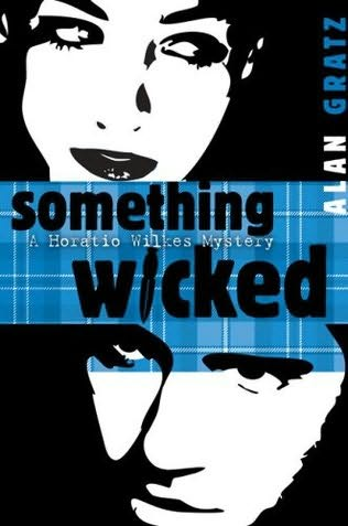 book cover of Something Wicked